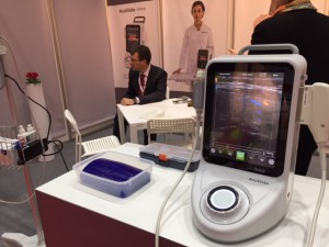 AcuVista at Arab Health 2018